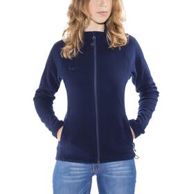 Kaikkialla Mira Fleece Jacket Women Marine